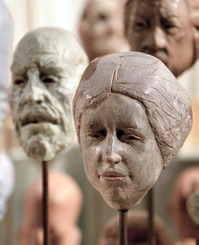 Skulptur av Sam Westerholm